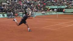 Les highlights du 3e set de Djokovic-Nadal