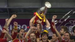 L&#039;Espagne remporte l&#039;Euro 2012