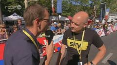 La raction de Brailsford aprs l&#039;arrive du Tour de France