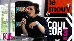 Pure Fm : Lescop Interview - Nuits Botanique 2013