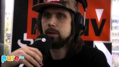Pure Fm : Busy P / Edbanger Interview - Nuits Botanique 2013