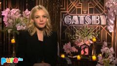 Pure Fm : GATSBY : CAREY MULLIGAN INTERVIEW (HD)