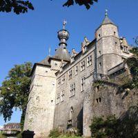 Le château de Chimay