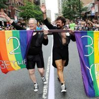 Gay pride à New-York