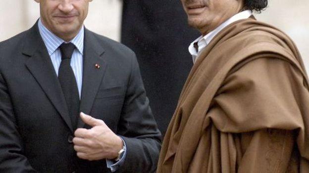 Libération des infirmières bulgares: le deal entre N. Sarkozy et M. Kadhafi