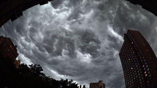 Des poussières venues d'Asie polluent le ciel américain