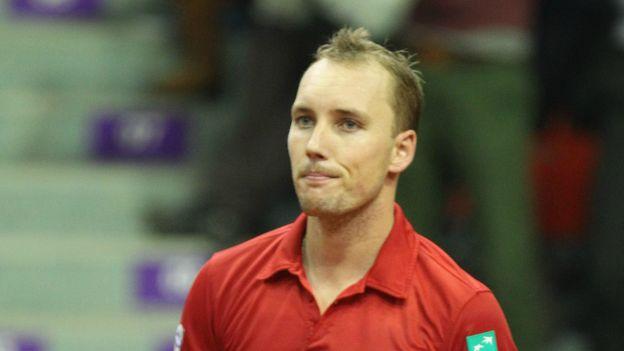 Steve Darcis Battu En Finale 224 Ostrava Rtbf Tennis