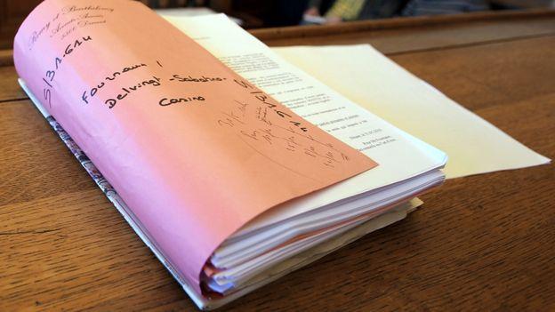 Namur : les grands rendez-vous du calendrier judiciaire 2012