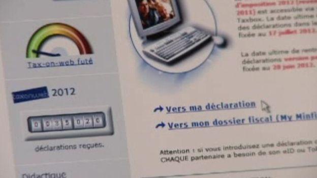 Tax-on-Web 2013 est en ligne: quelles sont les nouveautés? - RTBF ...