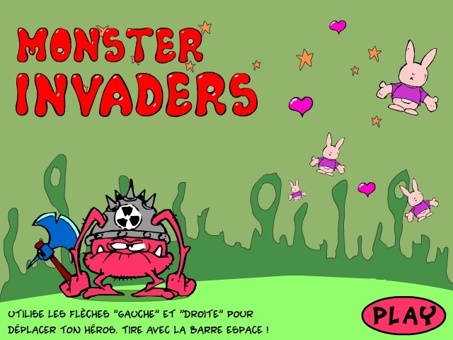 Kid Paddle : Monster Invaders